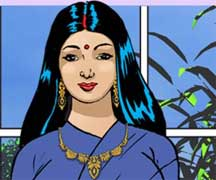 I came to know about <b>Savita Bhabhi</b> just about a month ago, when the ban on ... - savita-bhabhi